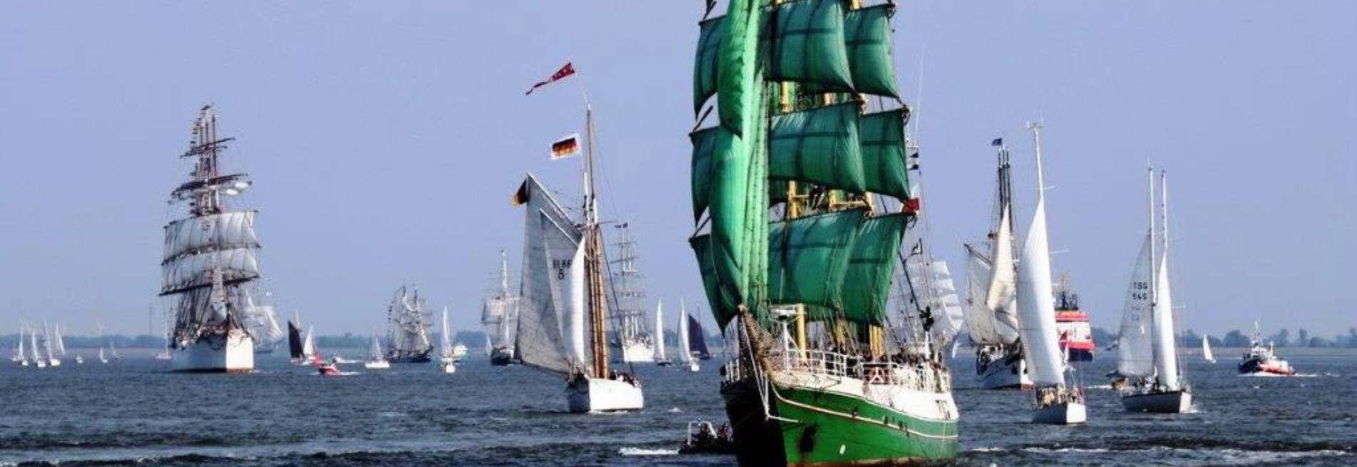 Sail in Bremerhaven steht wieder vor der Tür. 19-23.8.2020