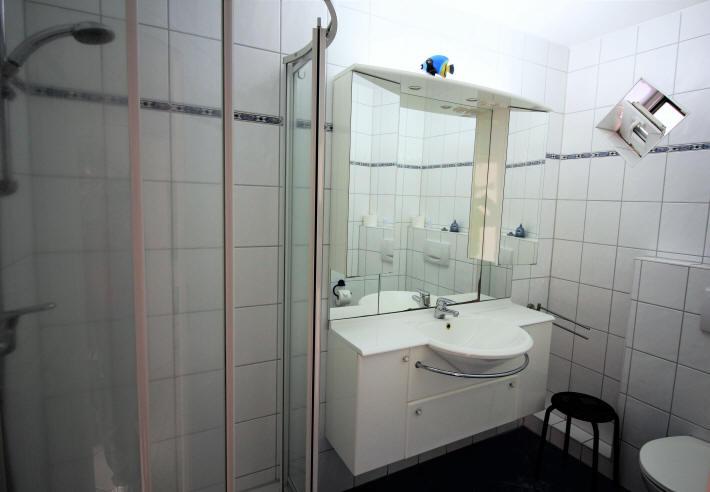 Badezimmer Haus Sonnenstrahl
