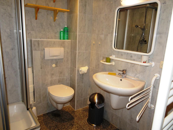 Badezimmer Borkum 11