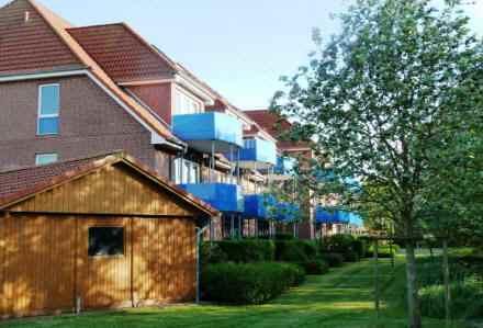 Ferienwohnungen im beliebtem haus Amrum und Borkum. Zentral gelegen nur 400 meter bis zum Kutterhafen