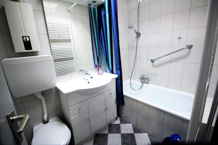 Badezimmer in Bensersiel Taddingshörn 265