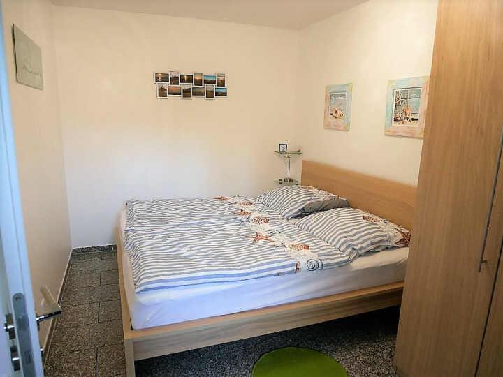 neues Schlafzimmer im August 2017
