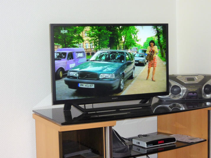 neuer fernseher in Borkum 5