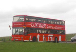 Mit dem Cuxlinder Cuxhaven und das Wurster Land erkunden