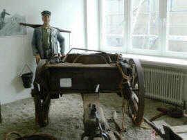Im Deichmuseum in Dorum-Neufeld erlebn Sie die Geschichte der Menschen im Land Wursten