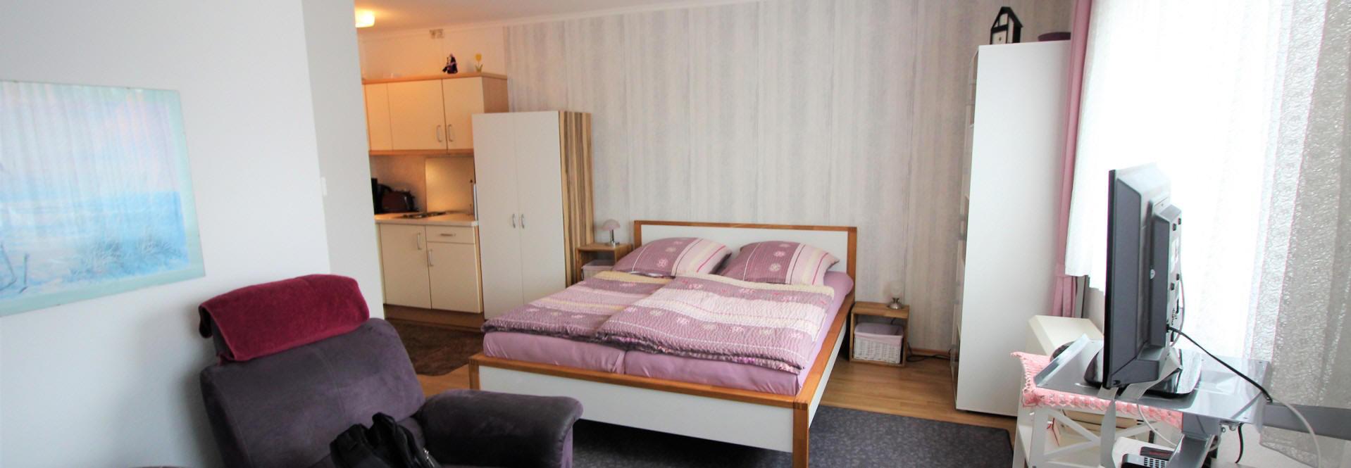 Apartment Emmastr., die kleine freindliche Ferienwohnung für zwei Personen