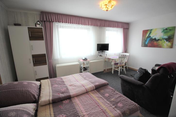 Blick in das Wohnzimmer der Ferienwohnung Emmastr. in Cuxhaven Grimmershörn
