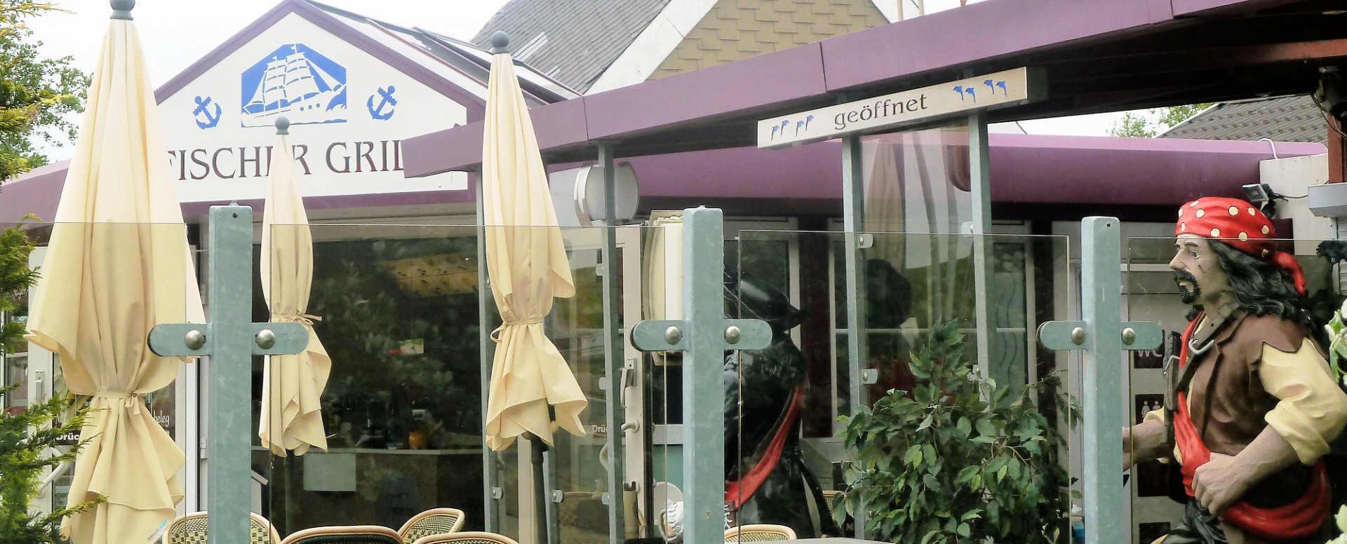 Fischer Grill das beliebte Schnellrestaurant in Dorum-Neufeld