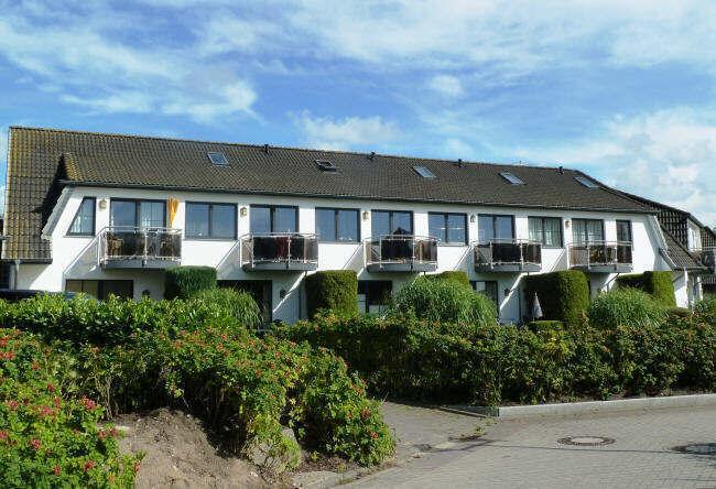 Haus Sonnenstrahl im Küstenbadeort Dorum-Neufeld