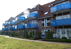 preisgünstige ferienwohnungen im haus Amrum in Dorum-neufeld. ferienwohnungen mit einem und zwei Schlafzimmern