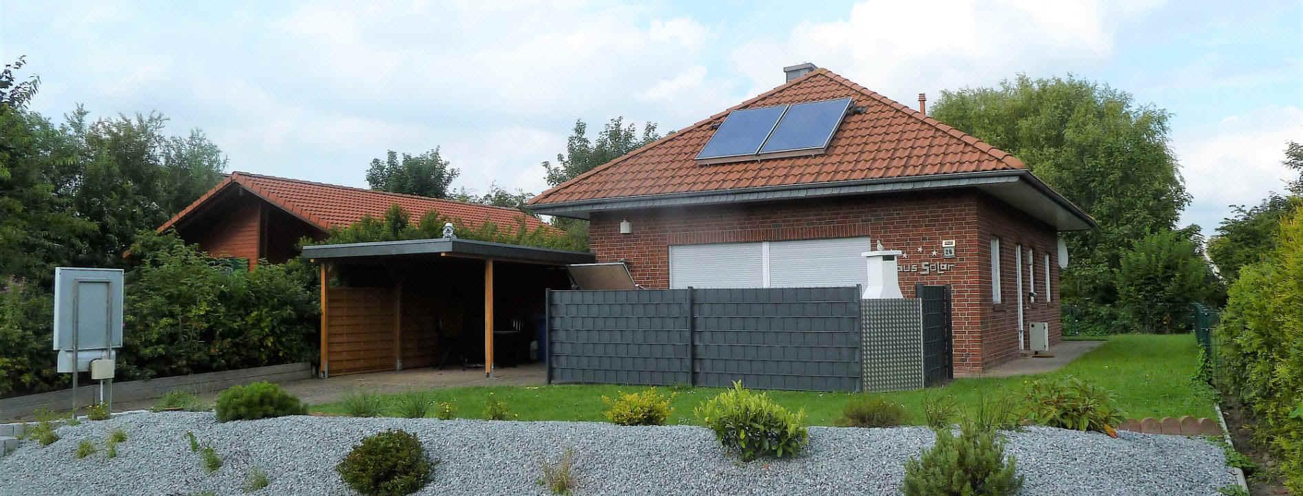 Ferienhaus Solar am 22.7.2017 in Dorum-Neufeld