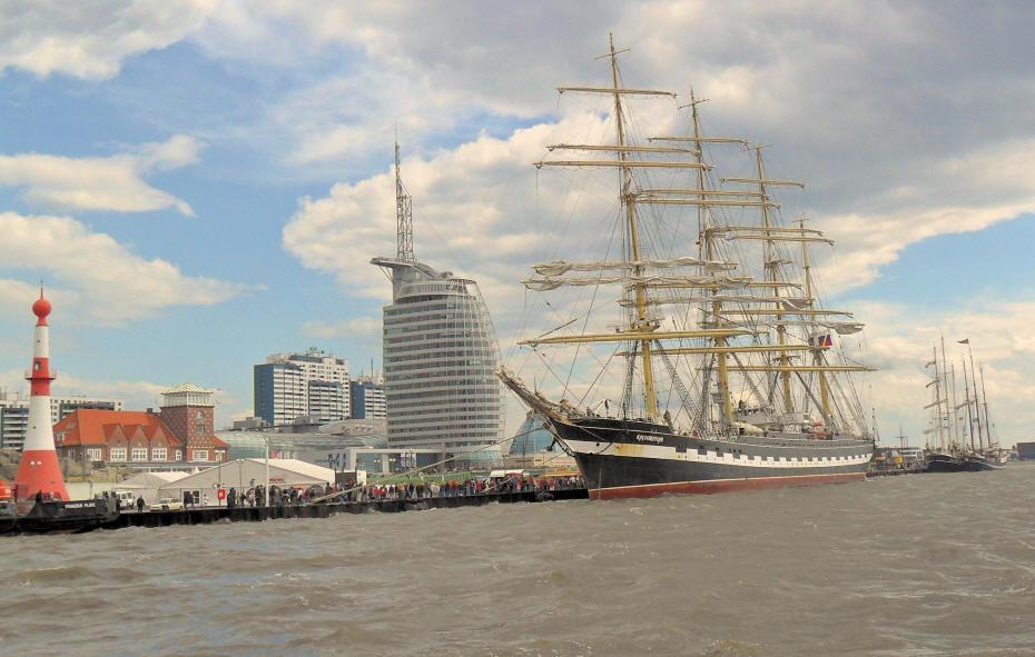 Havenwelten bei der sail 2010