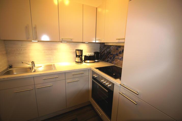 neue Küche in der Grimmbucht in Cuxhaven Grimmershörn