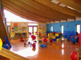 Das Kinderspielhaus in Dorum-Neufeld