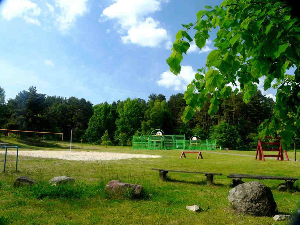 Abweckslung ist für Kinder am Useringer See gesorgt