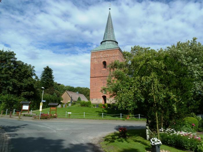 Kirche in Paddingbüttel