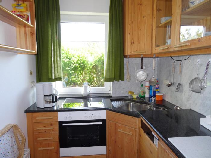 Küche für die moderne Hausfrau