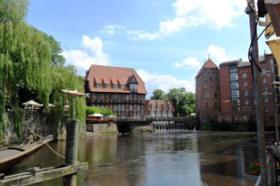 Am Stint in Lüneburg