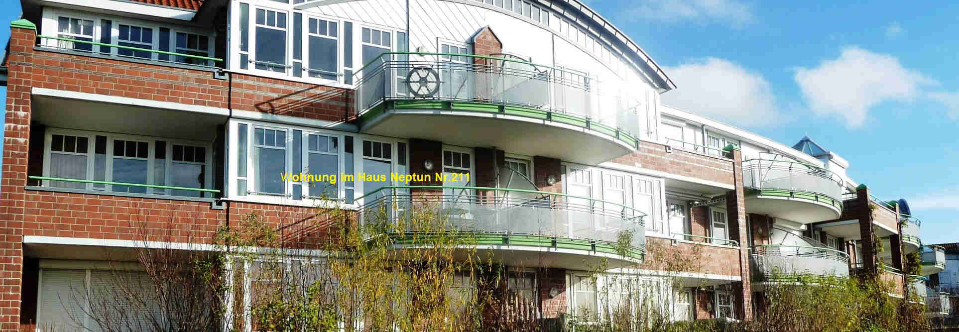 Haus Neptun Dorum-Neufeld