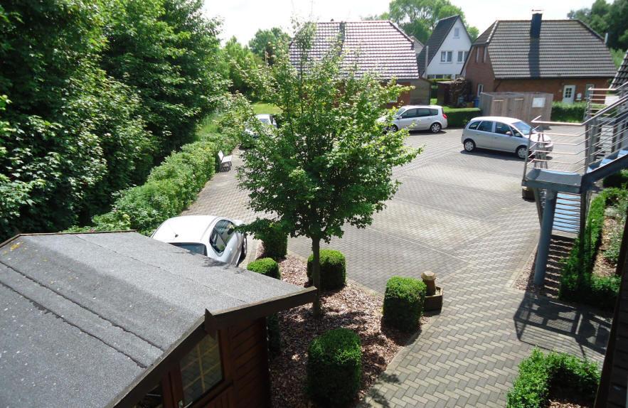 Parkplätze Haus Sonnenstrahl