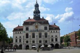 Rathaus in L�neburg