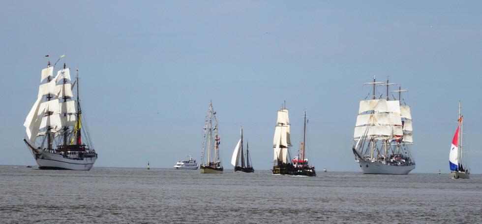 So sch�ƒ¶n ist die Sail