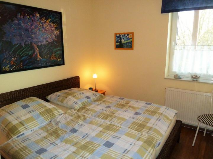 Schlafzimmer, Haus Sonnenstrahl Nr.6