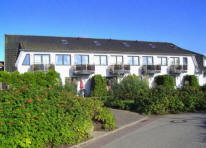 Haus Sonnenstrahl in Dorum-Neufeld, beliebte Ferienanlage