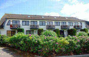 Haus Sonnenstrahl in Dorum-Neufeld