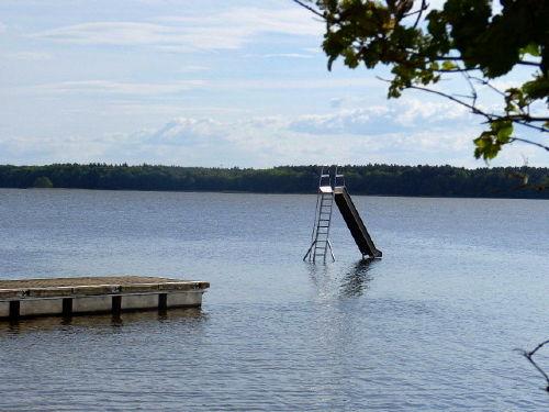 Baden und Schwimmen im useringer See