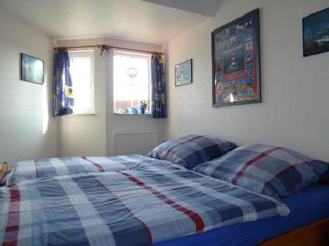 Ferienwohnung Wegmann Schlafzimmer
