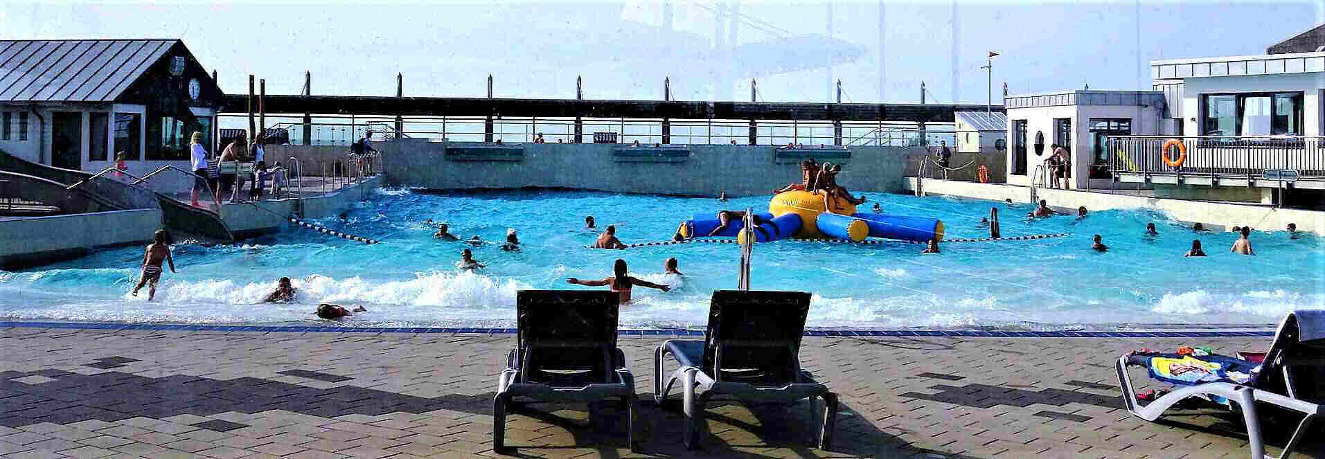 Das Wellenfreibad - Watt'n-Bad in Dorum-Neufeld