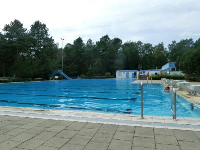 Schwimmbad im Werner Wald