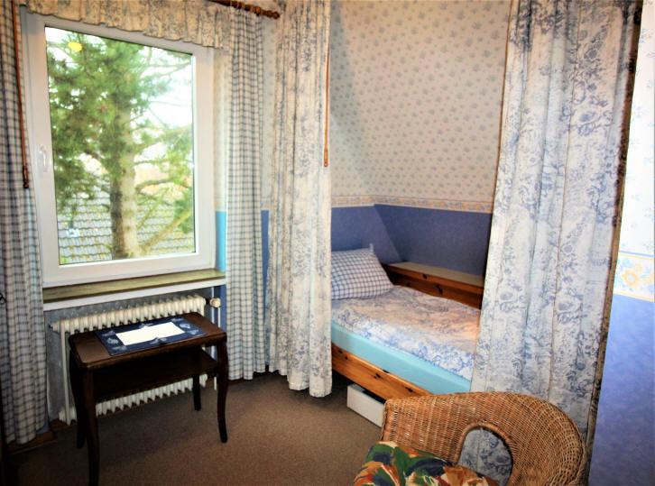 Schlafzimmer 3 für eine Person