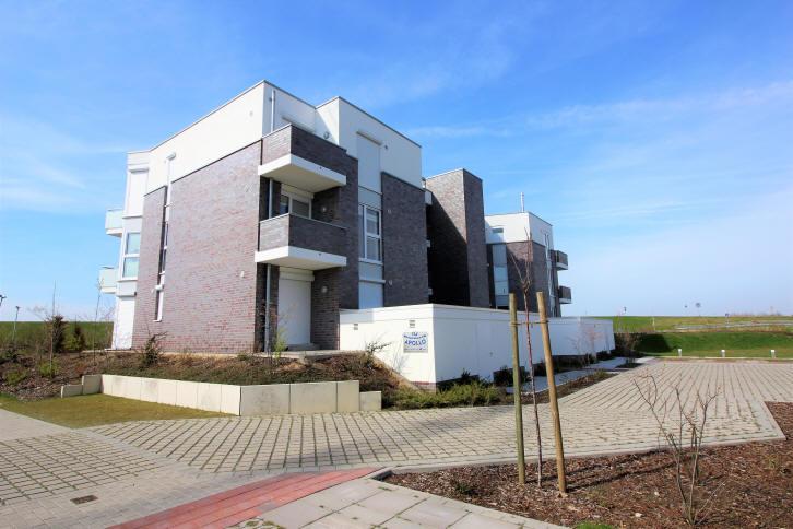 Das neue Haus Apollo in Dorum-Neufeld