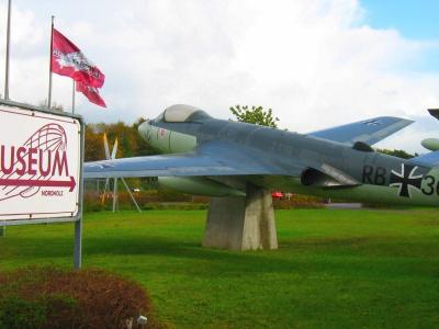 Das Aeronauticum in Nordholz ist immer einen Besuch wert. Luftschiff- und Marinefliegermuseum