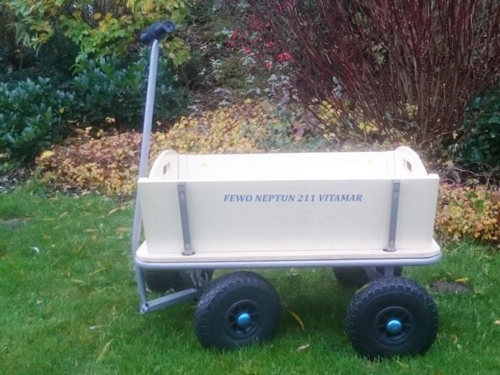 kostenloser Bollerwagen im neptun 211