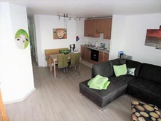 Wohnzimmer de Lill renoviert und neu eingerichtet im März 2017