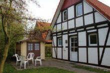Ferienhaus Leonie an der Nordsee in Dorum-Neufeld; EINGEZÄUNT FÜR hUNDE
