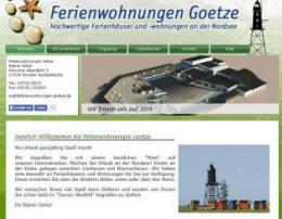 Ferienwohnungen und Ferienhäuser in Dorum-Neufeld