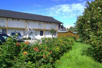 Haus Sonnenstrahl Parkplatz