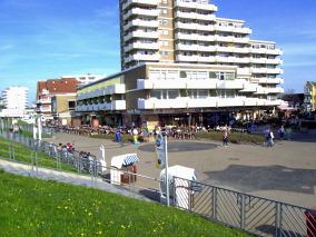 Zentrum Cuxhaven-Duhnen