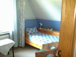 Weiteres Schlafzimmer im Obergeschoss Nr.3