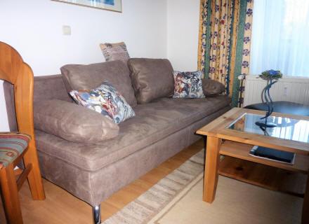 neues Sofa und Soaftisch